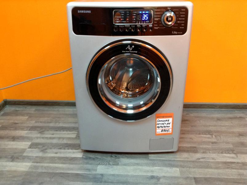 Как сделать стиральную машину самсунг
